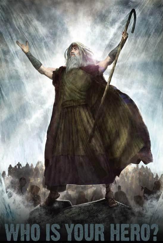 Moses Hero