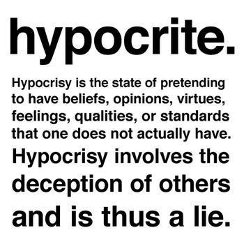 the effects of hypocrisy in the A short article that discusses the sin of hypocrisy (nifaq), its various types and effects, and presents a treatment for it.