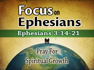 Ephesians 3b #1