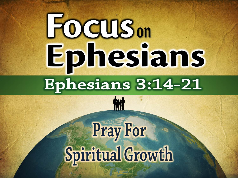 prayer points for spiritual growth pdf