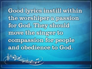 Song Worship - Pict 2