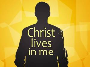 Christ Lives In Me (Pict 1)