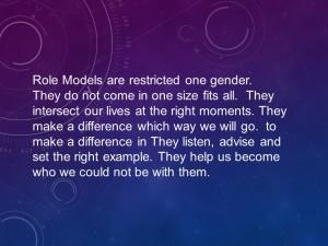 Role models#3