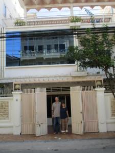 Home in Cambodia
