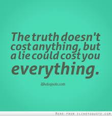 Truth#1