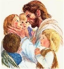 children & Jesus