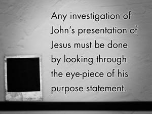 John's Unique Picture of Jesus (Pict 2)
