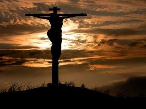 jesus-death silouette