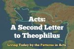 Acts: A Second Letter to Theophilus