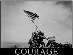 courage picture