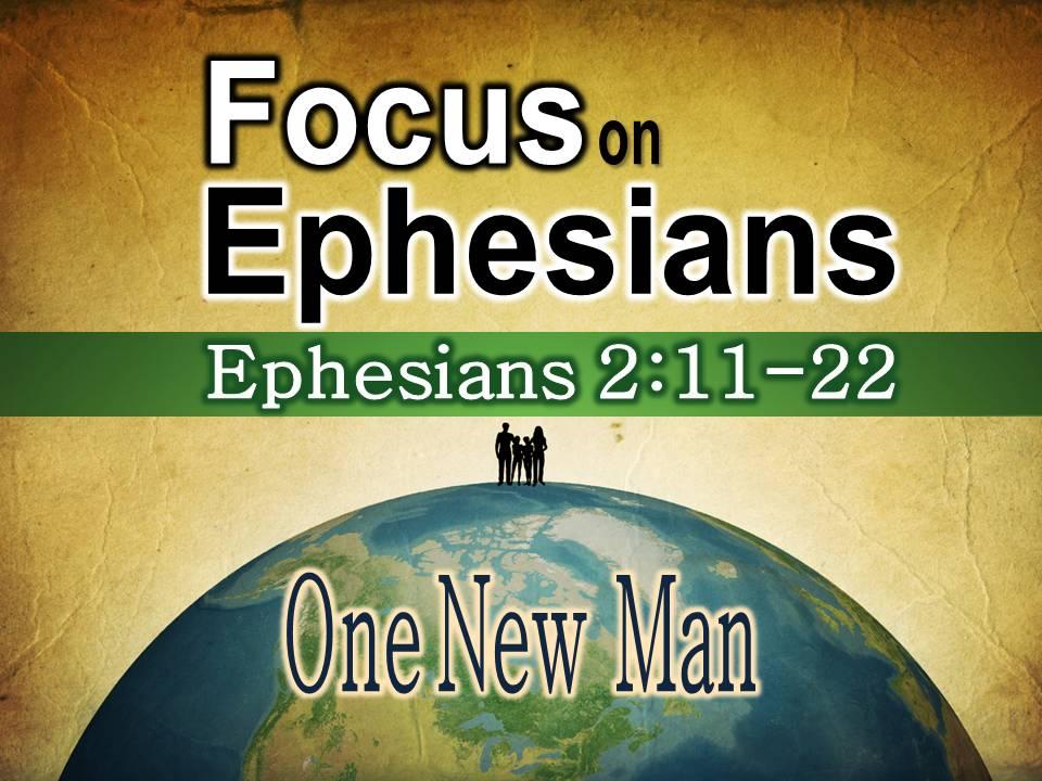 Focus On Ephesians (Template)