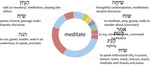 Meditation (Hebrew Words)