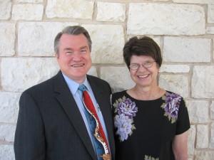 Richard and Anne Morrison