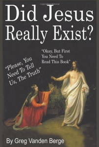 did jesus exist book cover