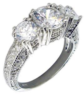 CZ ring