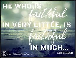 Faithful #4