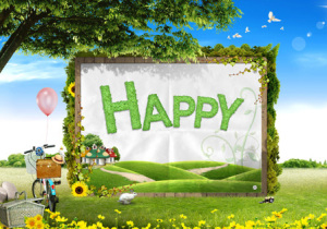 Happy-Nature