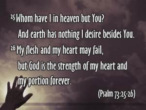 Psalm 73 (Pict 3)