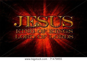Jesus the king#1