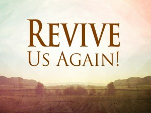 Revive Us Again (Pict 1)