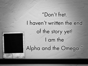Alpha and Omega (Pict 3)