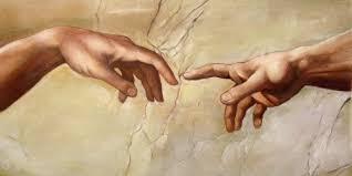 God's finger