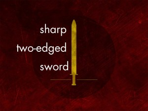 Two Edged Sword (Pict 1)
