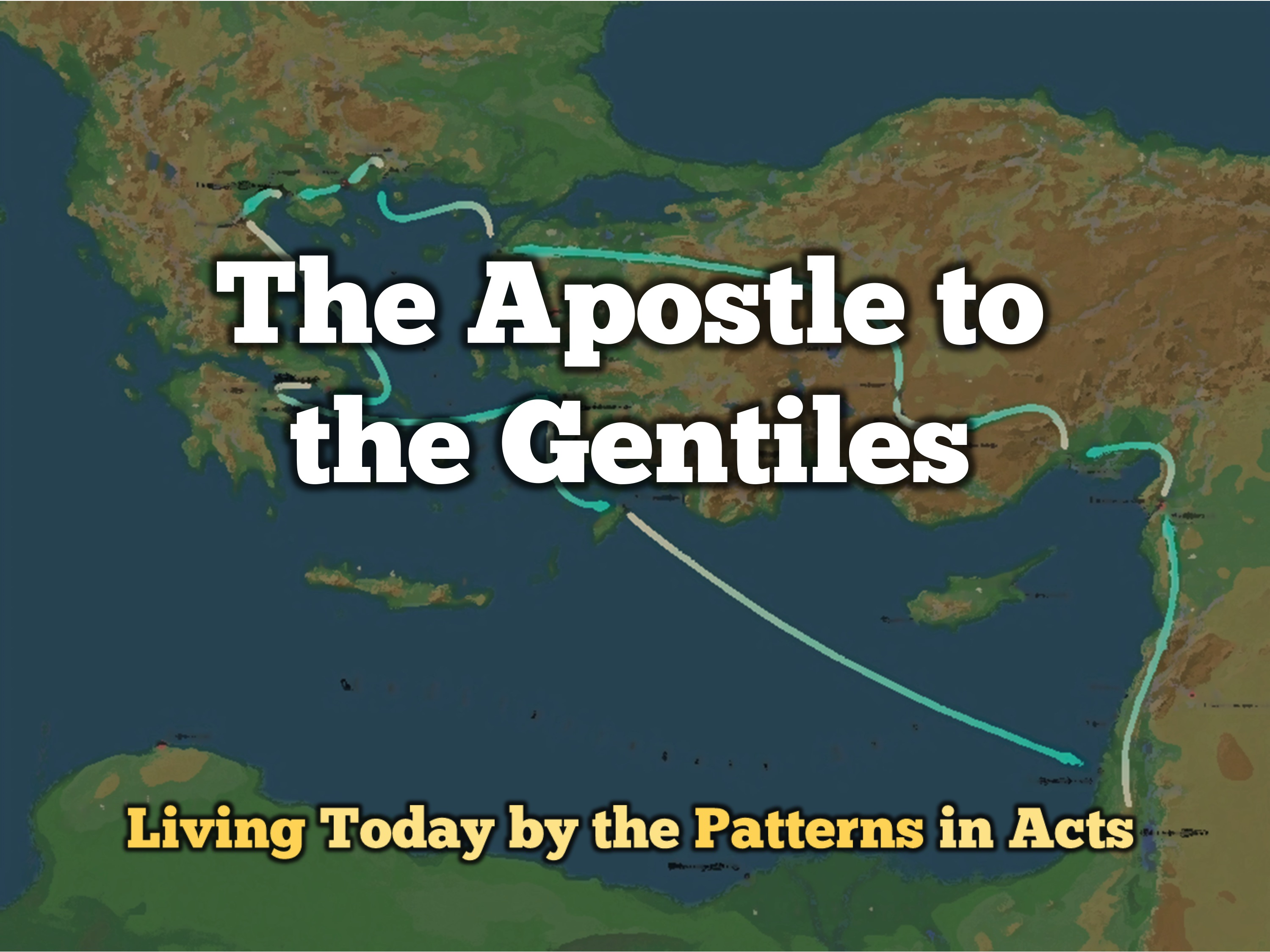 the-apostle-to-the-gentiles