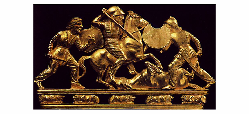 Scythian Warriors