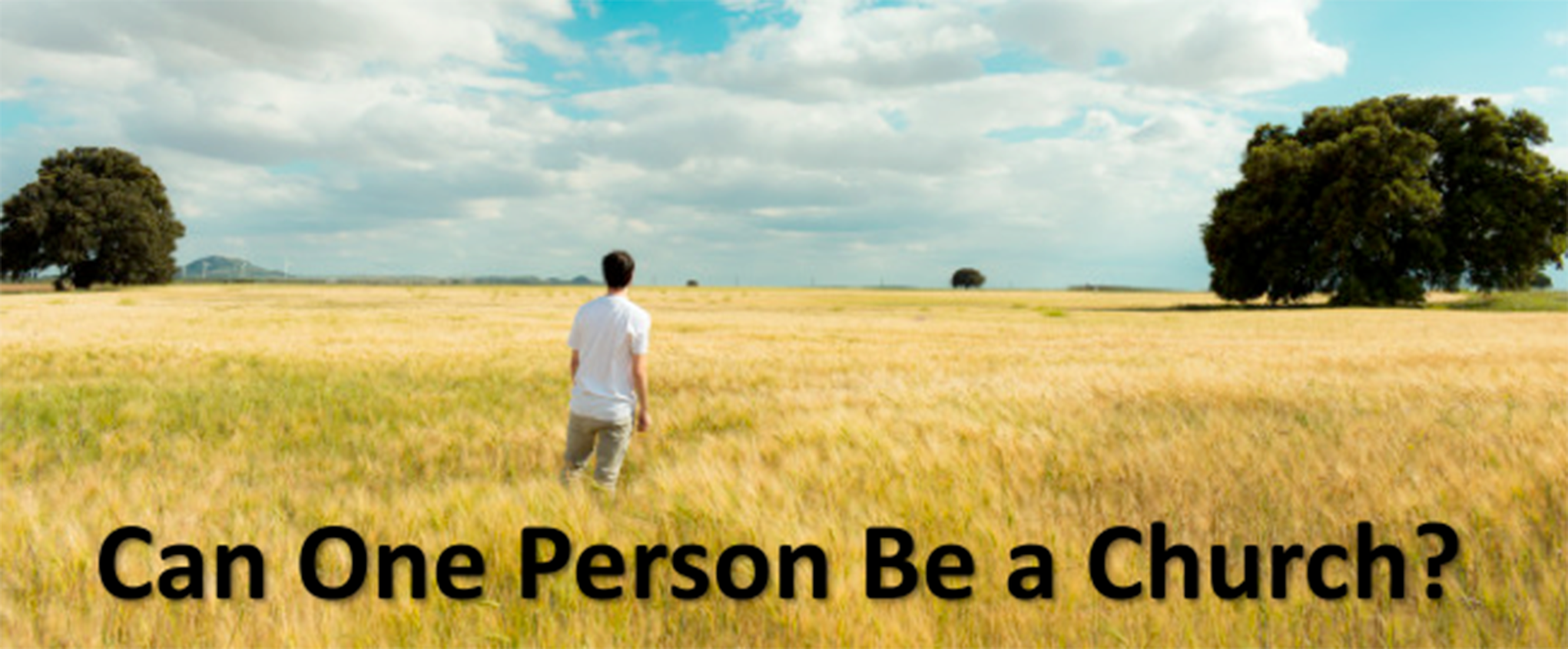 one-person-church