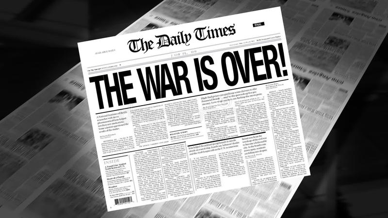 the-war-is-over